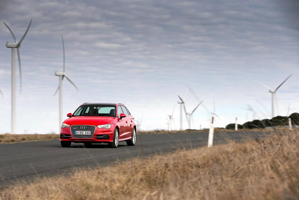 The Audi A3 Sportback e-tron has been launched in Australia this week.