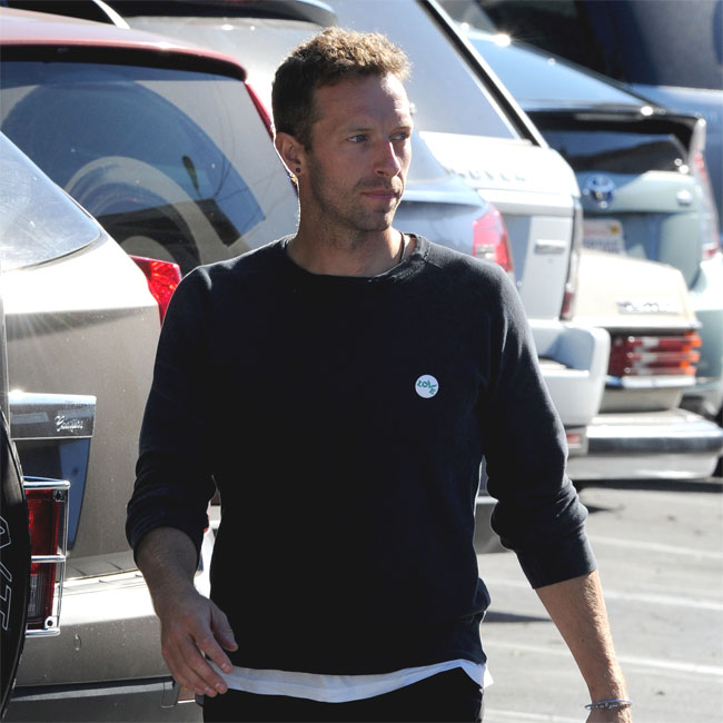 Chris Martin is still
