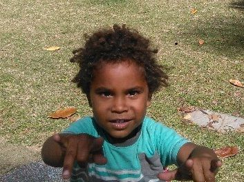 Police have discovered the remains of a boy, thought to be Jamal Enos, 3, who disappeared near North Johnstone River at Innisfail on Tuesday.