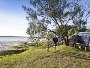 Sunshine Coast van park at Cotton Tree ranked 4th in Qld