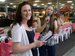 Ipswich talent on show at markets