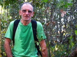 Bundaberg man honours his father in Kokoda Track trek