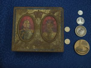 Police puzzle over owners of unusual coins