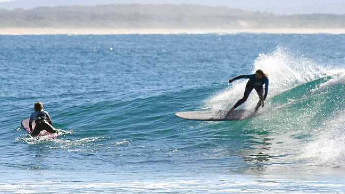 SPOTLIGHT: Yamba's Di Ellis is using her success as a longboarder to spread the word about Lyme Disease.