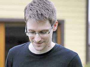 Federal talks about Edward Snowden film