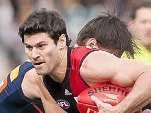 Rival coach a big fan of unhappy Essendon man