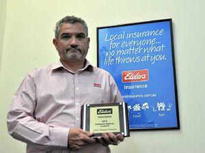 Sales and service a winner for Elders Insurance Warwick