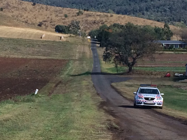 Police have extended the exclusion zone around the area where Jayde Kendall's body was found.