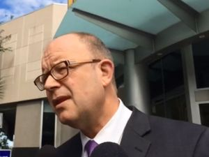 Lawyer for man accused of Jayde Kendall's murder, speaks outside court