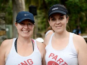 Rocky mums set themselves challenge on Mount Archer