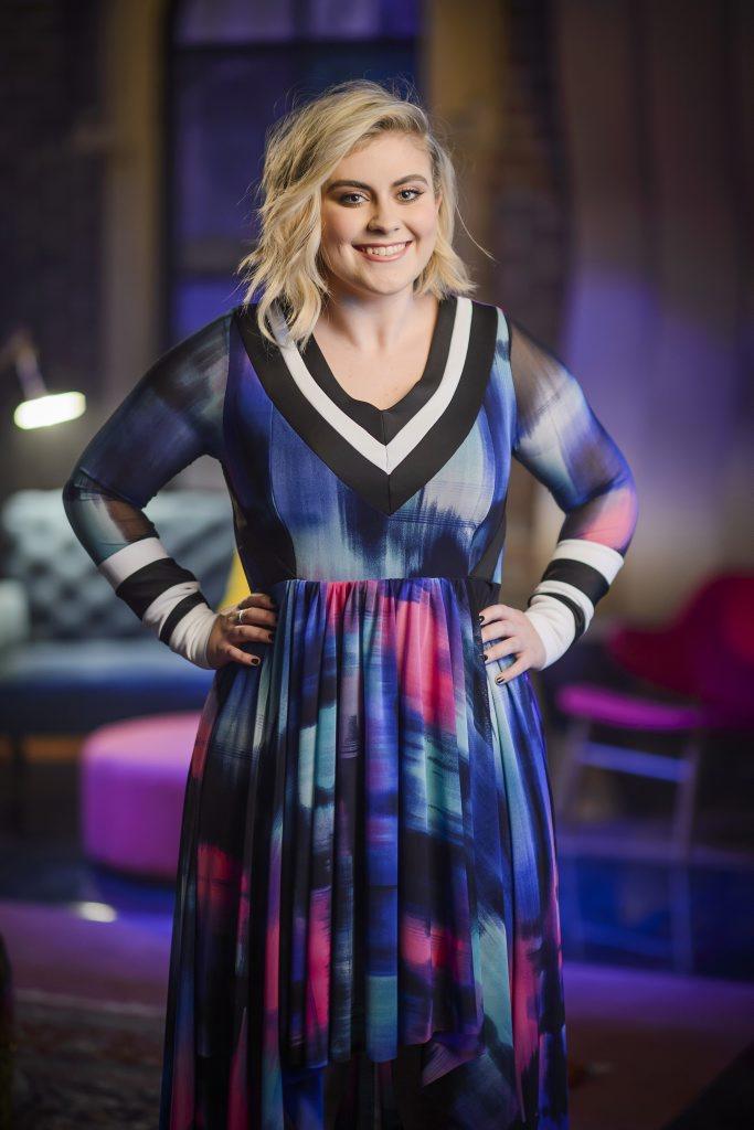 The Voice Australia 2015 winner Ellie Drennan.