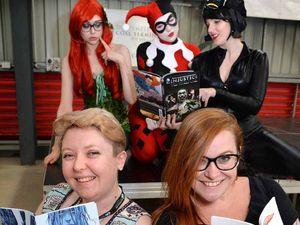 The first female Batman cartoonist visits Sugar City Con