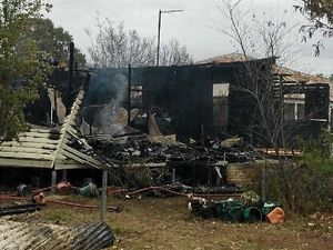 Miles community mourns house fire victims