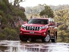 IMPROVEMENTS: Australia's best-selling large SUV, the Toyota LandCruiser Prado, will now come with a 2.8-litre four-cylinder turbo-diesel that brings power and economy improvements over the outgoing 3.0-litre diesel