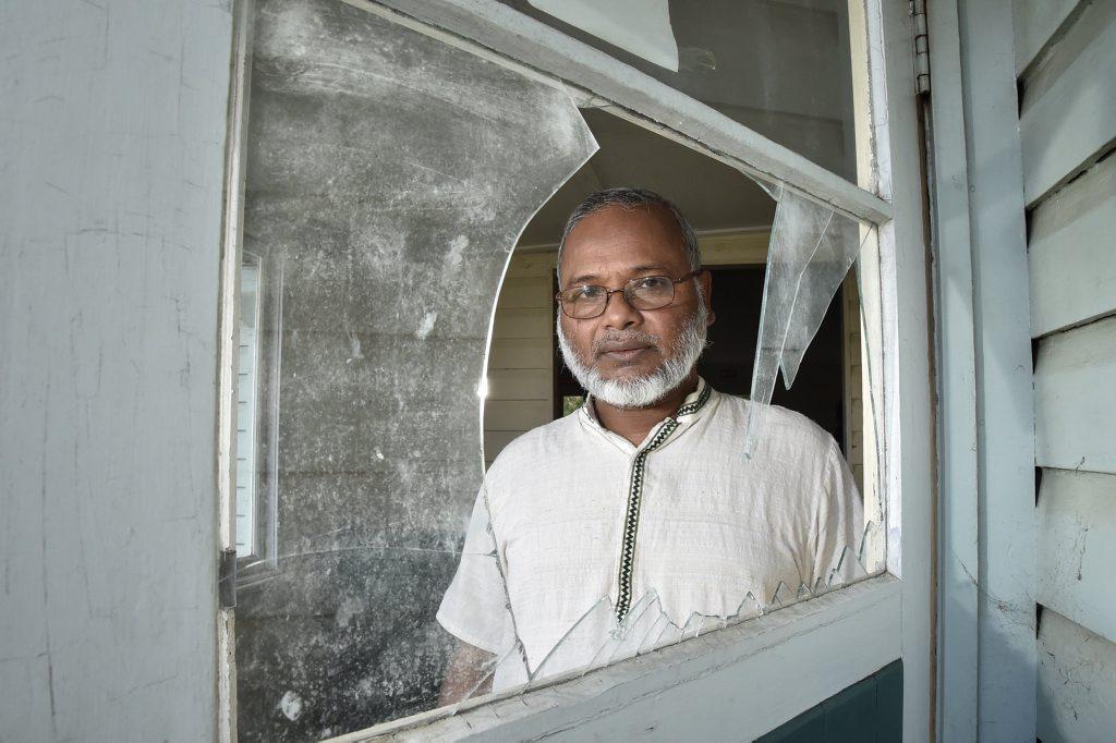 Professor Shahjahan Khan.