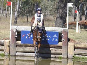 Brisbane rider wins Warwick Horse Trials event