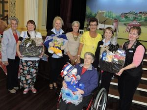Meet the winners of the decorated teddy bear competition