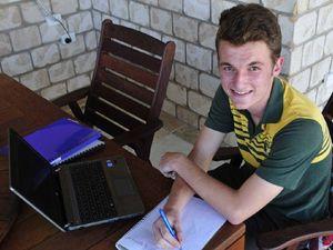 QCS score vital as teen eyes US soccer scholarship