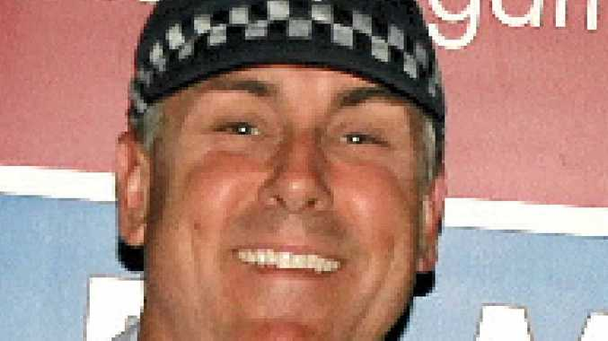 CHARGED: Senior Constable Brett Hughes.