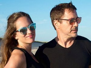 Robert Downey Jr celebrates 10th wedding anniversary