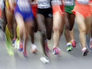 MARATHON: Stevenson wins half marathon, sets sights on NY