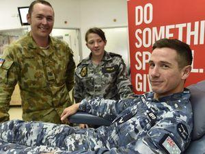 Defence Blood Challenge