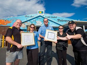 Fishing Co-op named best supplier of seafood in NSW