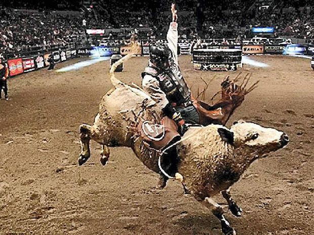BUCKING BONANZA: Professional Bull Riders action will kick up dirt at Stadium Mackay later this month.