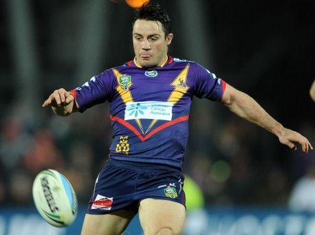 Melbourne game-breaker Cooper Cronk