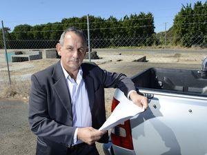 Gary Duffy mayoral candidate