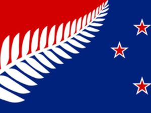 Finally, the Kiwis might have their own flag