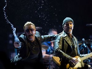 Music isn't what keeps Bono rich