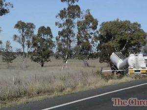 Fatal crash south of Toowoomba