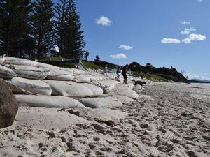 Injunction to stop Belongil Beach rock wall fails