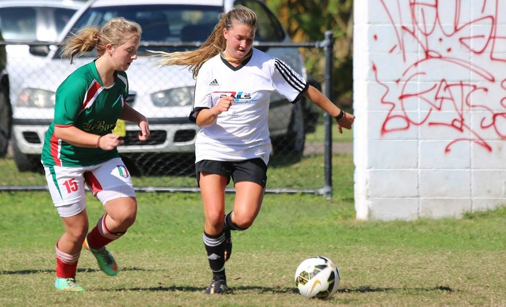 GO GIRLS: The BBFC Wildcats are still in the running for a Grand Final spot.