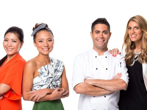 The Hotplate grand finalists Emi and Marie and Aron and Vanessa.