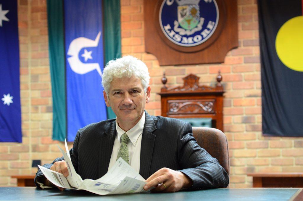 Lismore City Council's Manager of Economic Development, Mark Batten. Photo Contributed