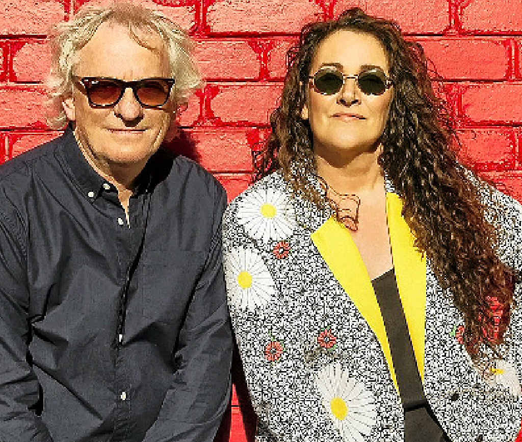 Eurogliders is an indie pop band formed in 1980 in Perth, currently formed by Bernie Lynch on guitar and vocals and Grace Knight on lead vocals.