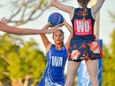 RUBY Strange moved from a Yaralla netball team at the start of the year to play with her friends at Valleys, and then ended up in a different team anyway.