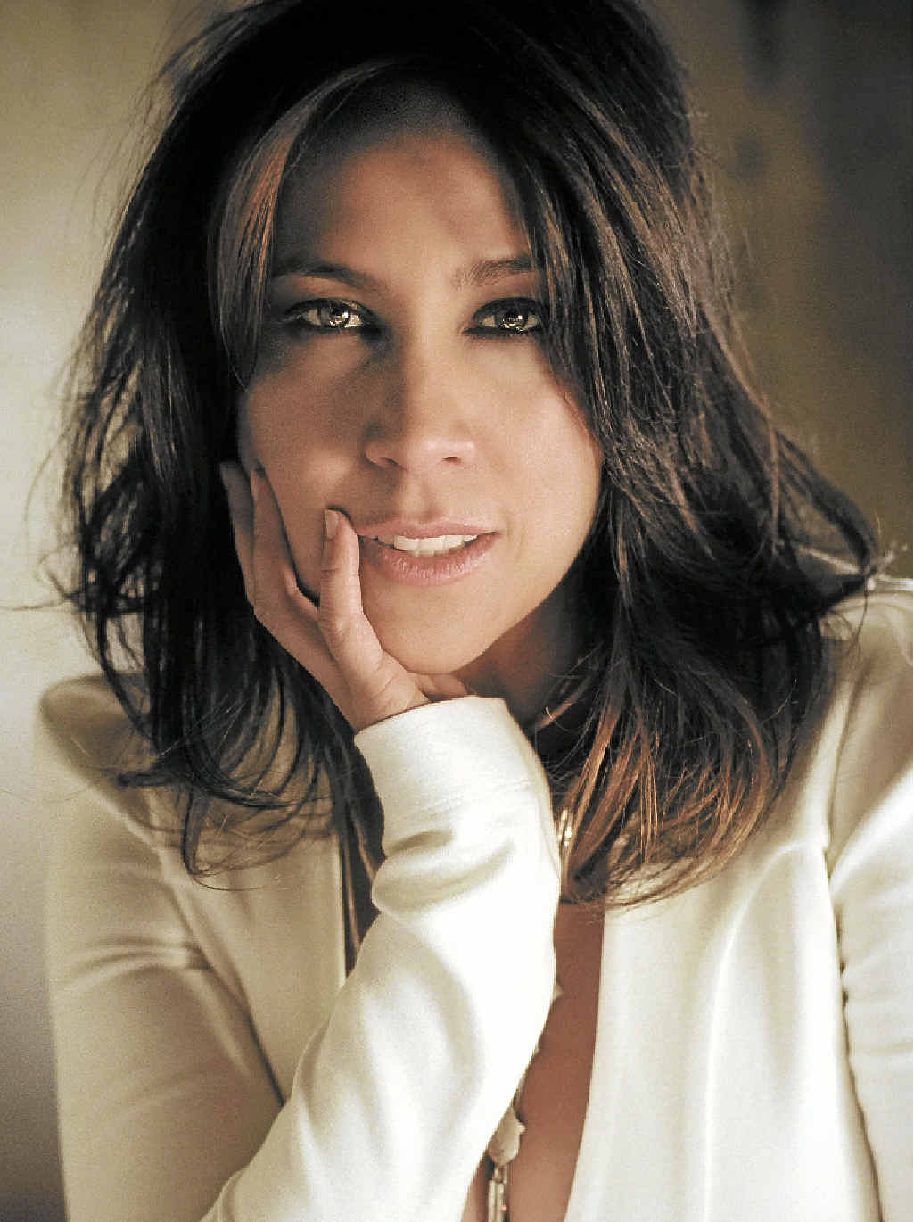 COAST CALLS: Kate Ceberano will perform at the 2015 Wishlist Spring Carnival Gala Lunch.
