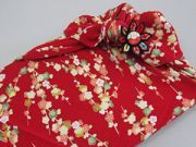 Learn to make Japanese furoshiki bags and gift-wrapping