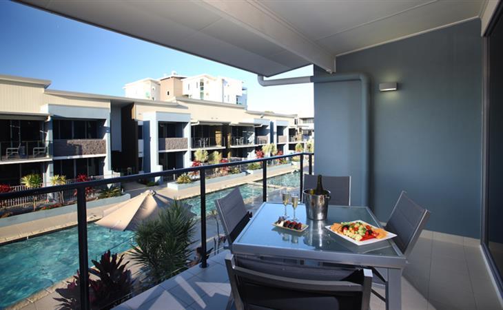 Ramada Hervey Bay has a glorious 42-metre pool.