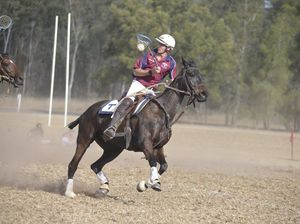 Polocrosse headlines huge weekend of sport
