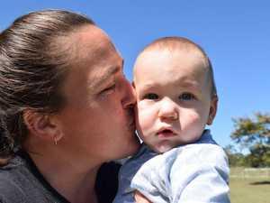 Strangers give family hope of breathing easy