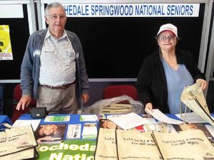 NSA Rochedale/Springwood Branch had a busy Seniors Week