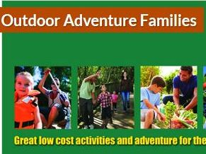 Great low-cost activities and adventure for the whole family