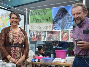 Celebration of Aboriginal culture at Warwick Bunya Festival