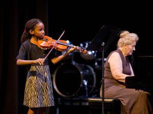 Gladstone Eisteddfod Instrumental 2015