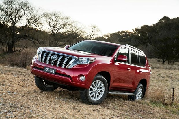 MODEL CHOICE: GX, GXL, VX and Kakadu models all available with the same 2.8-litre diesel engine, while a 4.0-litre V6 petrol has also been revised, but will only see 1% of Prado sales.