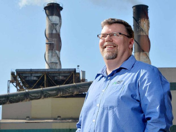 Mackay Sugar CEO Jason Lowry Photo Tony Martin / Daily Mercury